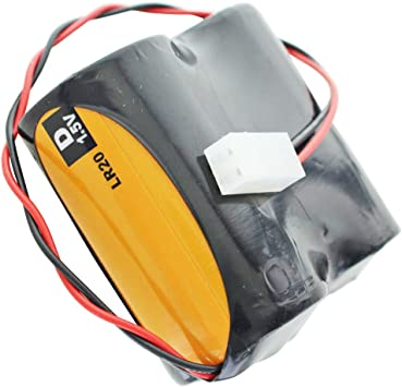 Lithium Ersatzbatterie für ABUS Secvest 2way Funk Außensirene FU8220 FUSG50000