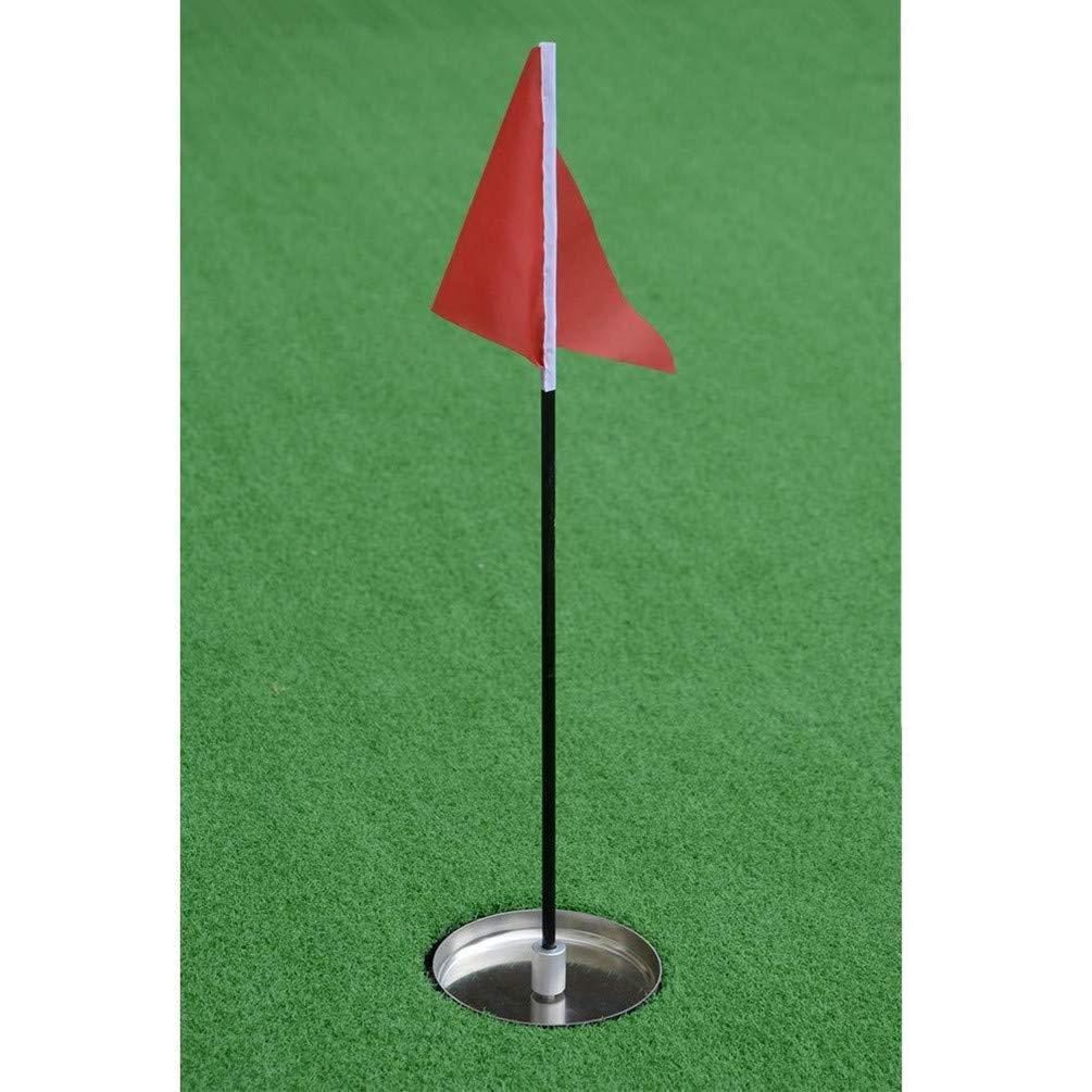 新品本物 77techゴルフPuttingグリーンシステムProfessional練習グリーンLong Challengingパターインドア Cup/アウトドアゴルフトレーニングマットAid機器 Golf Flag & & Golf Cup B07KK8GGGF, fflower11:239fa3ff --- a0267596.xsph.ru