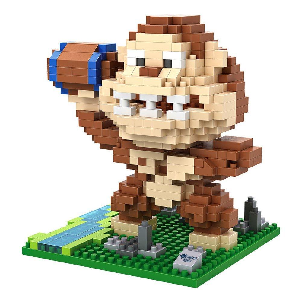 Donkey Kong Barrel Pixel