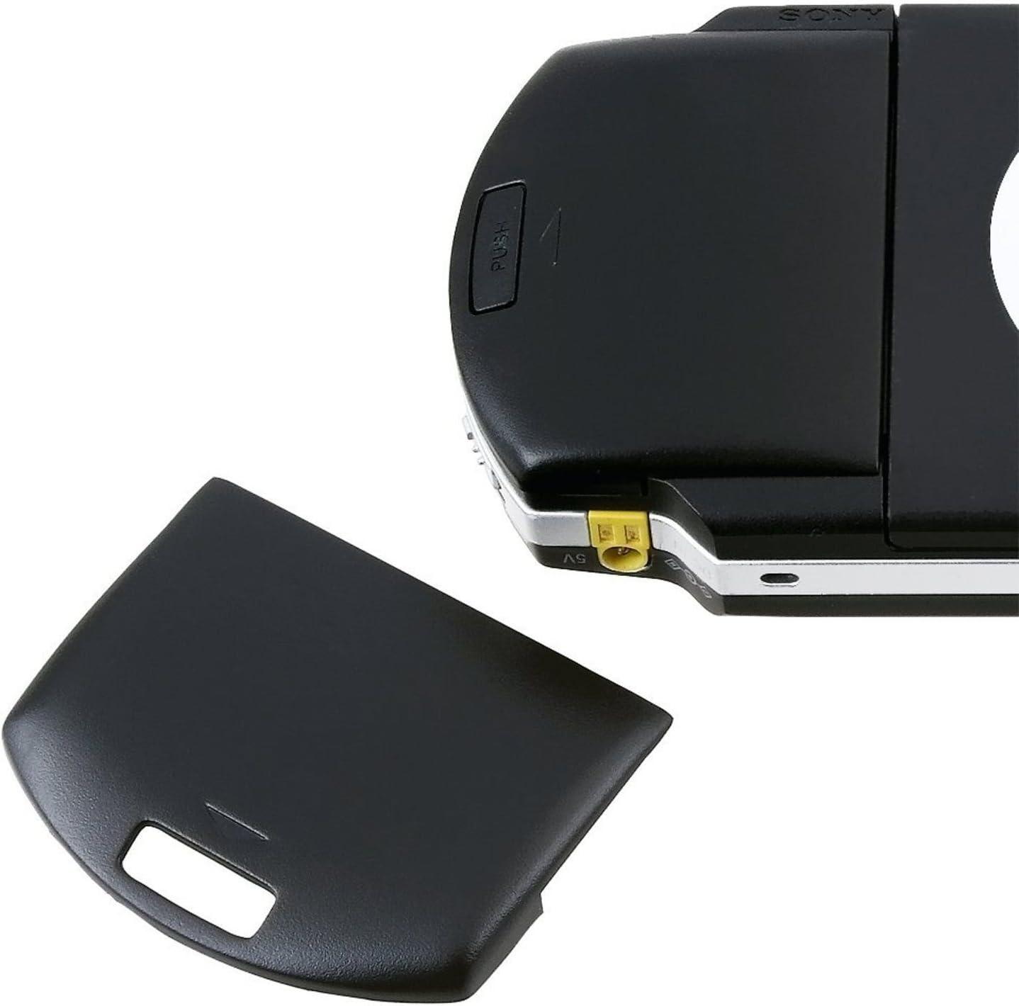 Carcasa de Repuesto para Sony PSP 1000 1001 1002 1003, Color Negro: Amazon.es: Electrónica