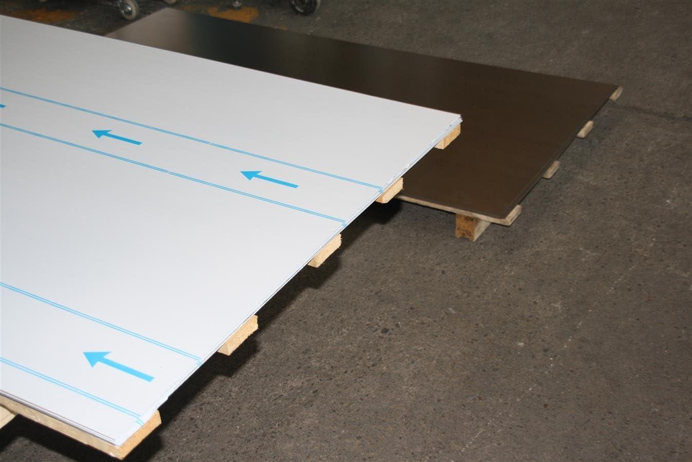 1 mm Alublech Alu Blech Aluminium Blechzuschnitt 500 600