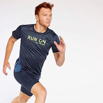 IPSO Camiseta Running Combi 2 (Talla: 2XL): Amazon.es: Deportes y aire libre