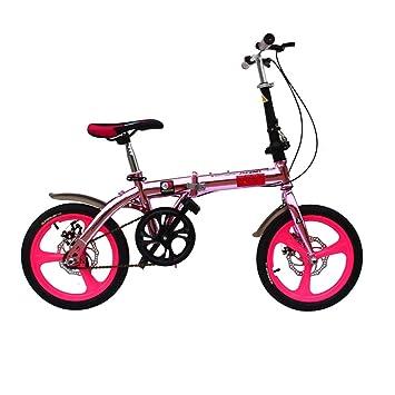 DT La Nueva Bicicleta Rosa para niños 6-7-8-9-10