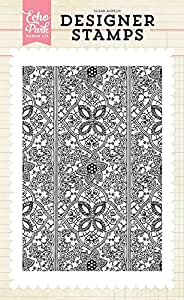 Echo Park Paper Echo Park sellos x 6-inchindy diseño floral,