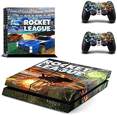 Rocket League-Designer Skin for Sony PlayStation 4 Console System ...