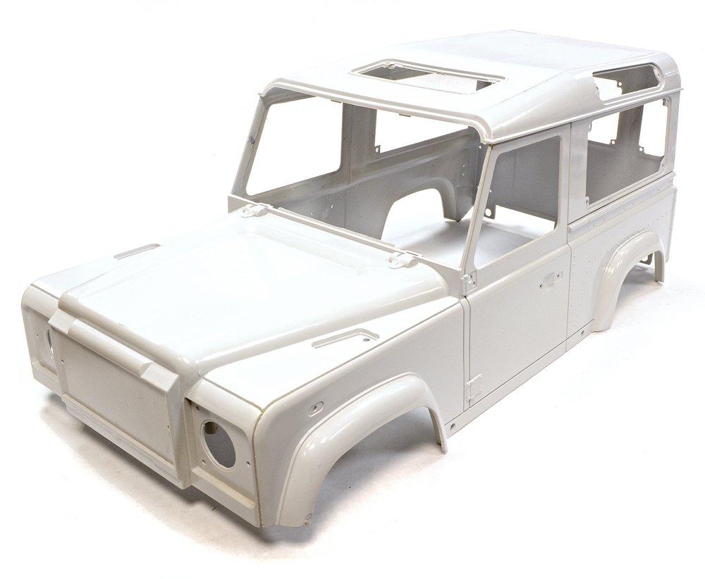 Integy RC Model Hop-ups C27185 1/10 Scale LR Type D90 Hard Plastic Body Kit