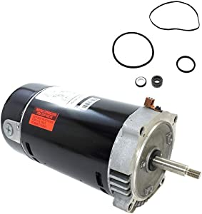 Pool Cleaner Replacement Parts Super II 1 HP SP3007X10AZ Motor Kit AO Smith UST1102 w/GO-KIT-2