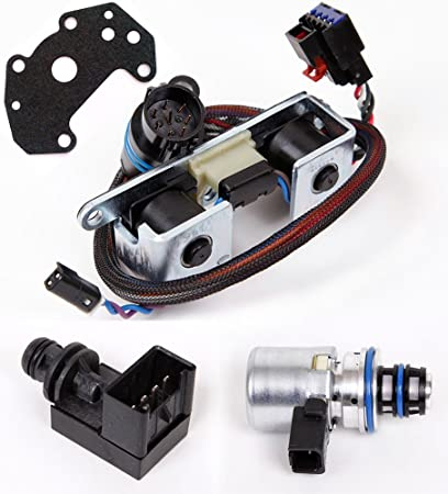 Amazon.com: A500 A518 44RE 46RE 47RE 48RE Transmission Solenoid Kit:  AutomotiveAmazon.com