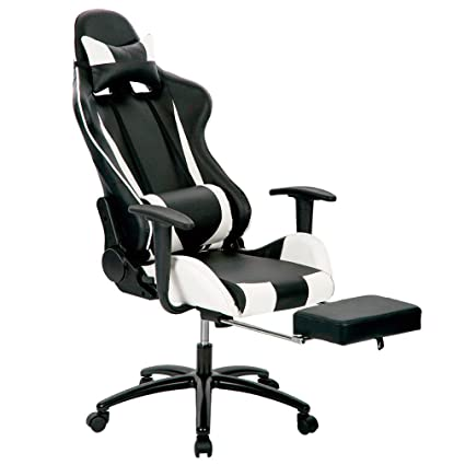 Silla Gaming Oficina Racing Sillon gamer Despacho Profesional Videojuegos PC