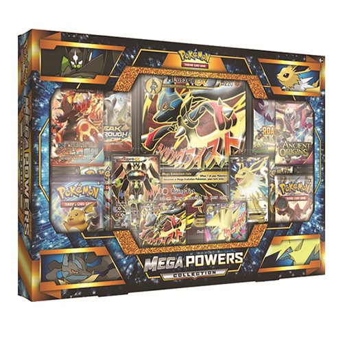 pokemon mega lucario box - 1
