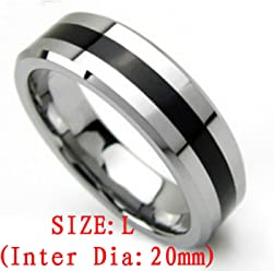 ADB Inc 1pcs Strong Magnetic Ring Pk Magic Tricks Finger Ring Size 20