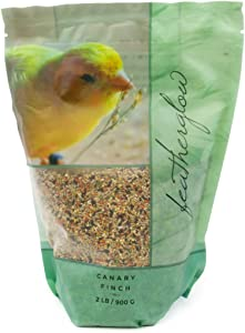 Volkman Seed Featherglow Canary/Finch 2lb