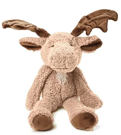 Amazon Com Bunnies By The Bay Bruce The Moose Plush Soft Toy Animal