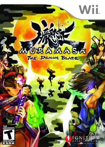 Price comparison product image Muramasa: The Demon Blade - Nintendo Wii