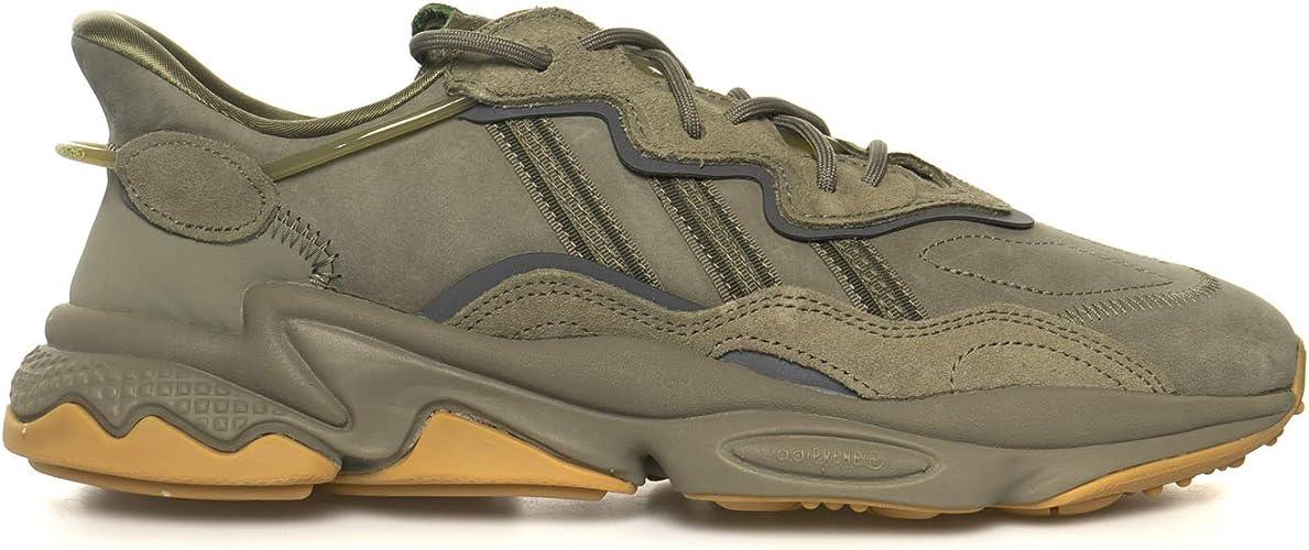 adidas Ozweego Zapatillas Hombre Verde: Amazon.es: Zapatos y complementos