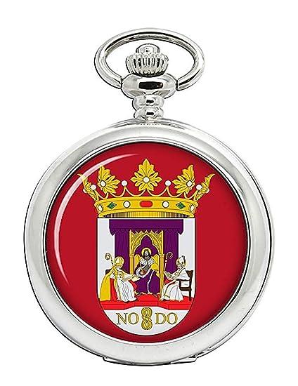 Sevilla Sevilla (España) Full Hunter reloj de bolsillo: Amazon.es: Relojes