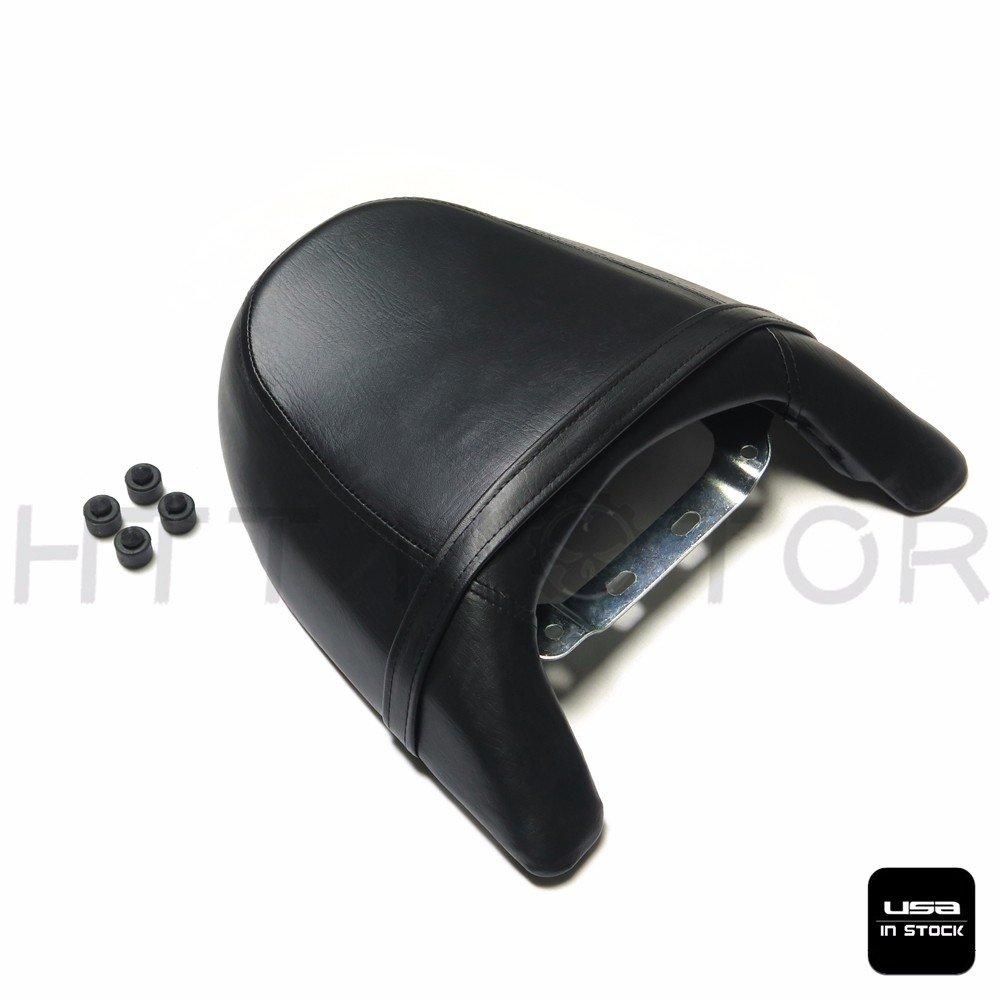 Rear Passenger Pillion Seat Compatible with Suzuki GSX-R600 GSX-R750 GSXR 600 750 2008-2010 HTTMT PS0608