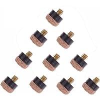 NewShot - Puntas de rosca de 11 mm para tacos de billar (10 unidades)