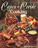 img - for Cajun-Creole Cooking by Terry Thompson (1986-05-03) book / textbook / text book