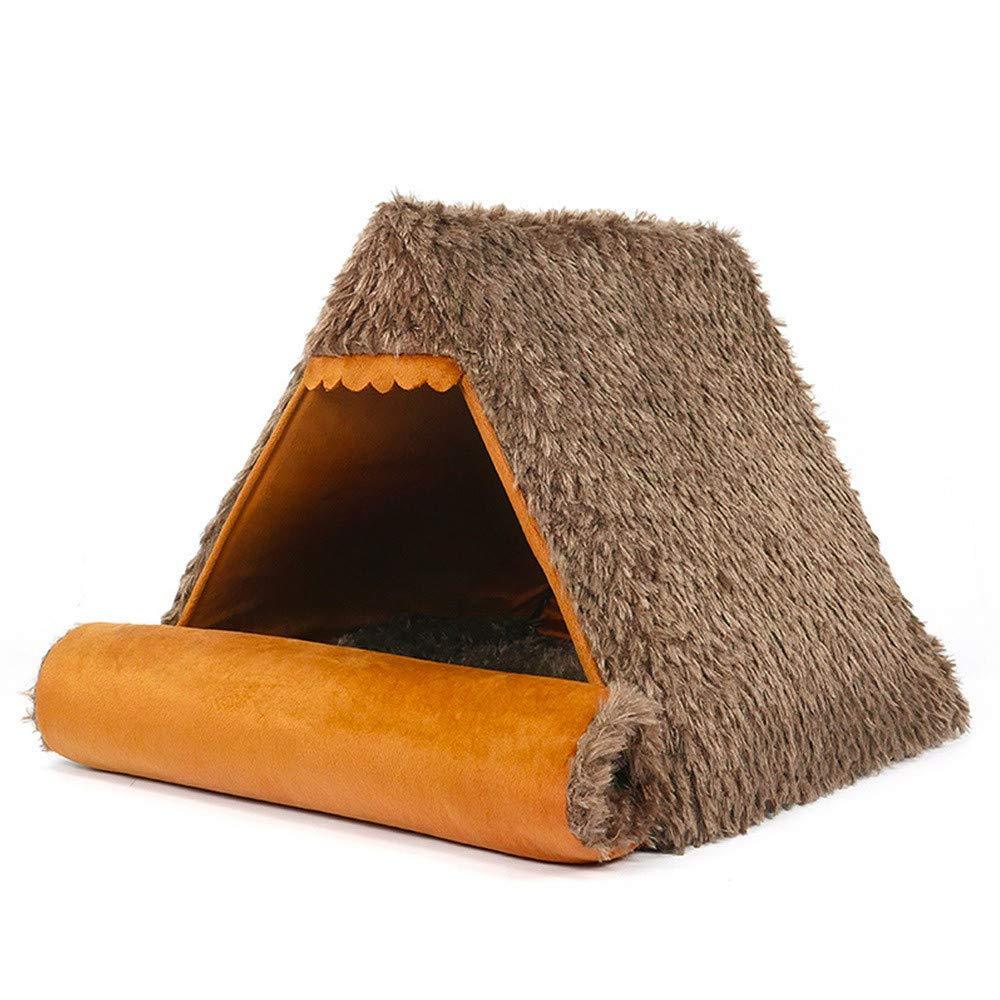 PETwo Zwinger Teddy Piccolo Cane Cucciolo Tenda per Gatti casa Cane casa Quattro Stagioni Pet Yurt