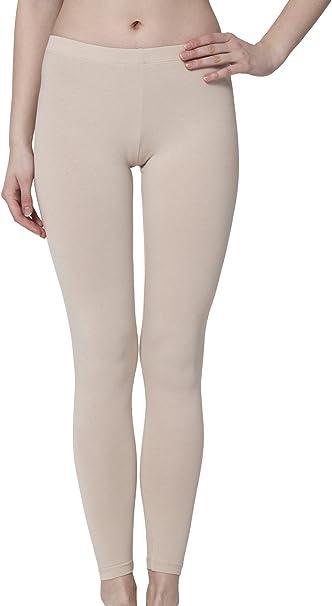 celodoro - Leggings de algodón para Mujer - hasta el Tobillo ...