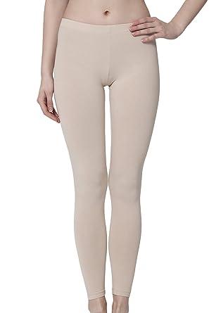 07cbeda2ce5bc1 Celodoro Damen Leggings aus Baumwolle knöchellang: Amazon.de: Bekleidung
