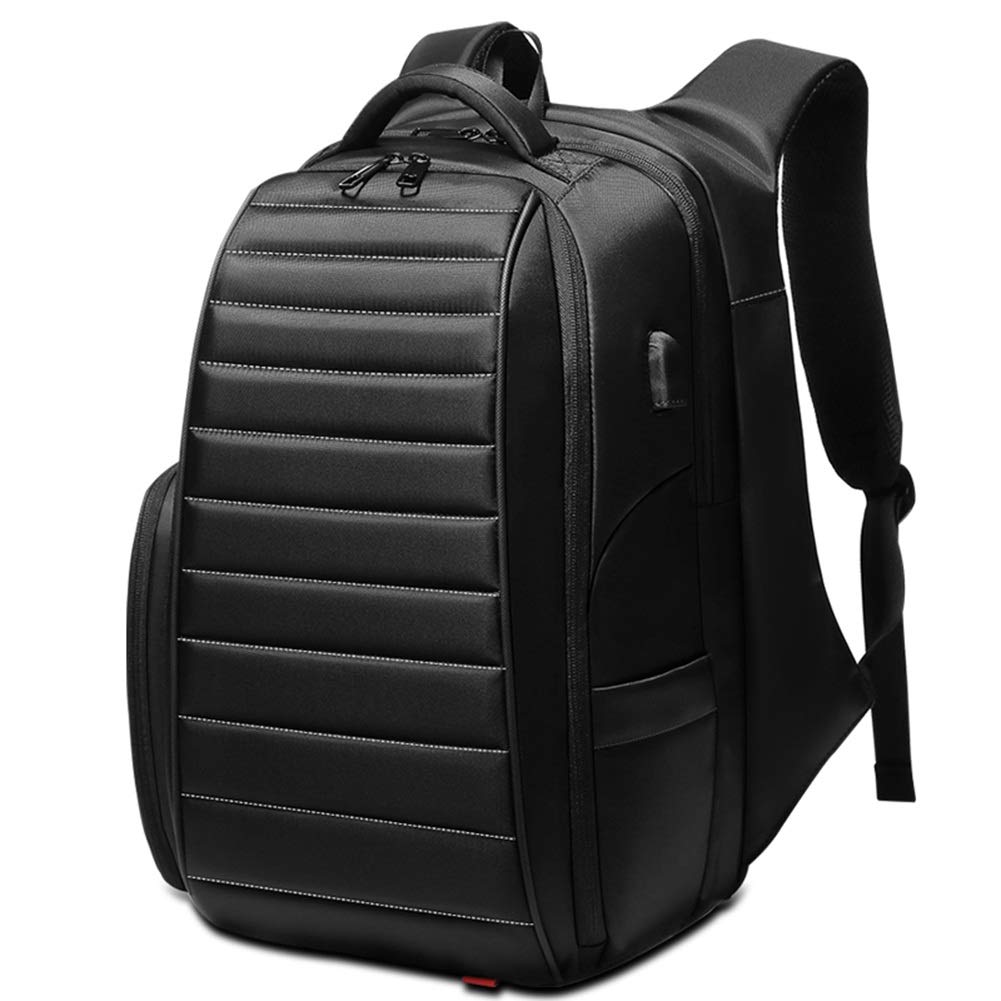 ZHANGQIANG Suitcase Travel Trolley Case Business Backpack Laptop Rucksack Men's Fashion Leisure Large Capacity Travel Backpack Anti-Theft 15.6-inch Students Backpack by ZHANGQIANG-bao