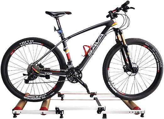 YIJIAHUI Rodillo Entrenamiento Bicicleta Bicicleta Plegable de ...