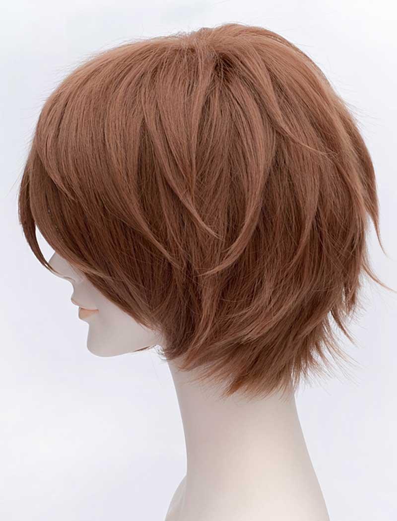 peluca para disfraz anime