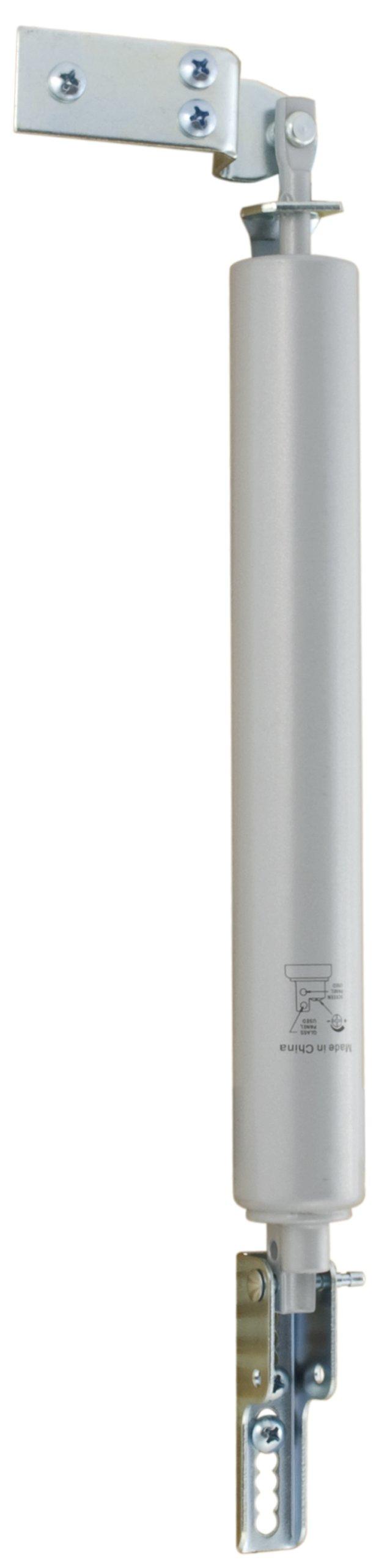 Wright Products VJ1020CAL Pneumatic Aluminum Screen Door Closer For Wood Or Metal Out Swinging Doors