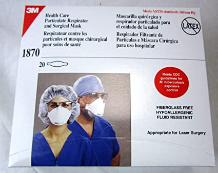 level 3 surgical mask 3m