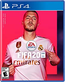 FIFA 20 Standard Edition - PlayStation 4: Ea     - Amazon com