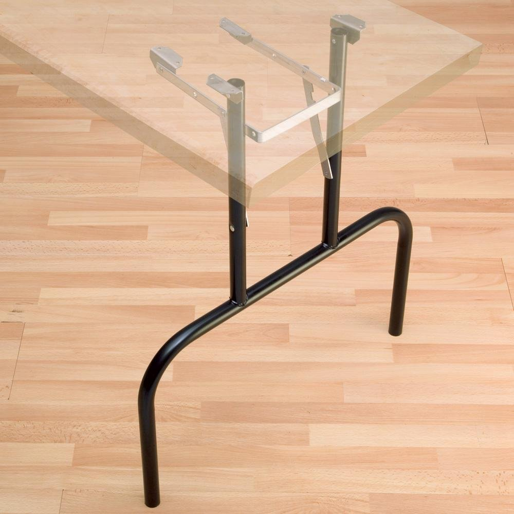 Banquet Table legs 29'' High x 24'' Wide (per set) by Ebco