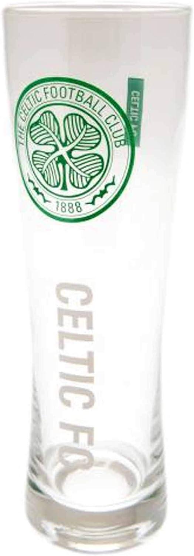 Bhoys Official Celtic FC Football Crest Tall Pilsner Pint Glass