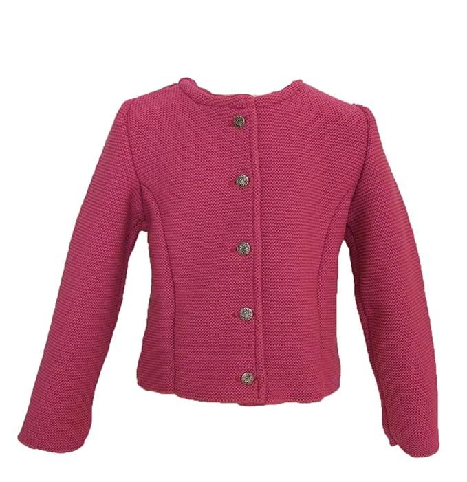 Cazadora Chaqueta para Austria rosa punto de Trend Promotion niña 7qxCff