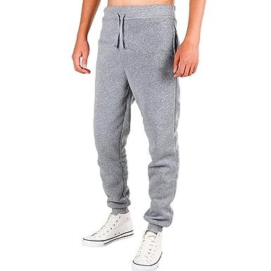 Pantalones Hombre,❤Dorame❤ Pantalones de Hombre Chándal de Harem ...