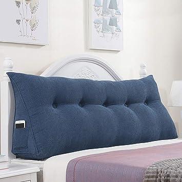 Amazon.com: Cojín de cama - Cojín triangular para cama de ...