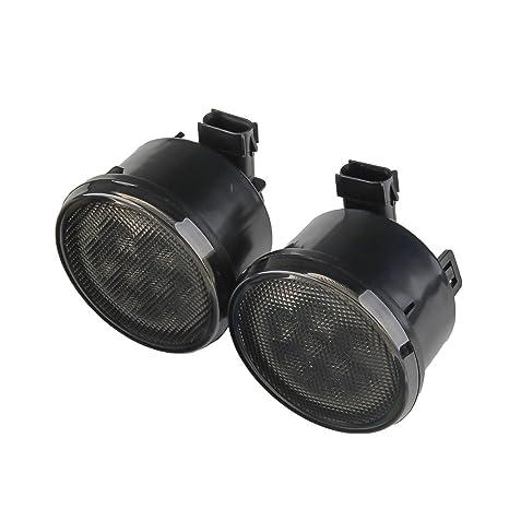 2 luces de marcha atrás LED para la parrilla delantera de ...