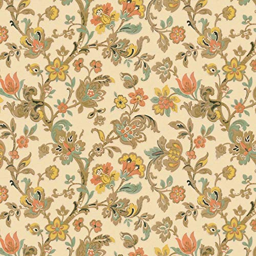 Dollhouse Miniature 1:12 Scale Wallpaper Vintage Persian for sale  Delivered anywhere in USA