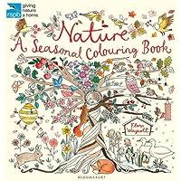 RSPB Nature: A Seasonal Colouring Book (Colouring Books)