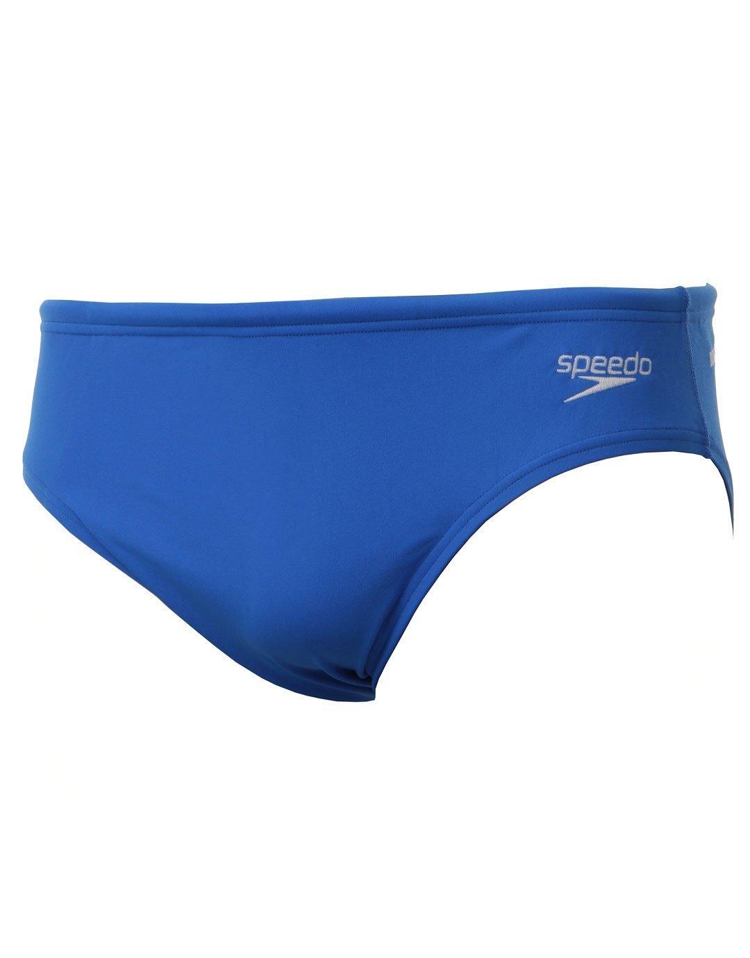 Speedo Essential Endurance+ 7cm - Bañadores, Hombre, Azul Neón, 34