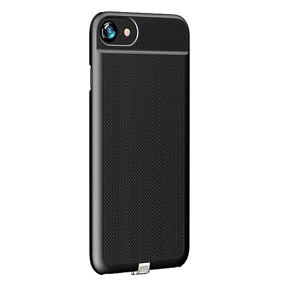 best service 377c9 2daa7 Amazon.com: iPhone 6/6S/7 Wireless Charging Receiver Case, USAMS QI ...