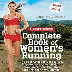 Runner's World Complete Book of Women's Running Audiobook