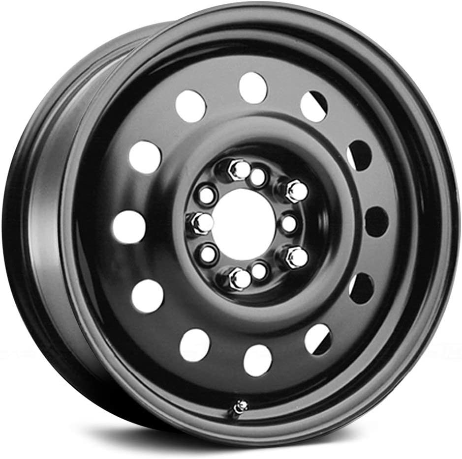 41 Offset Pacer 83B Сustom Wheel Matte Black Mod Black 15 x 6 5x100 Bolt Pattern 72mm Hub