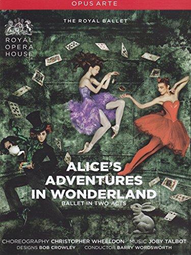 Alice's Adventures in -