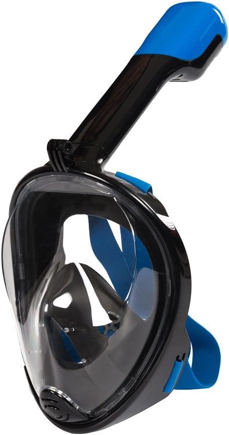 Lidaway Underwater Diving Máscara Snorkel Set Máscara de respiración Completa
