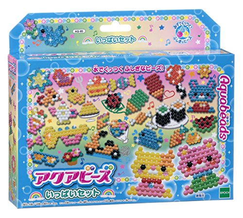 Aqua beads Art set AQ-85 full (japan import) by Epoch