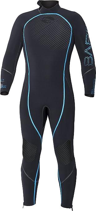 Amazon.com: Bare 3 mm reactiva de los hombres traje: Clothing