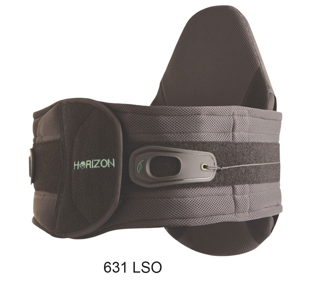 Horizon 631 LSO Back Brace