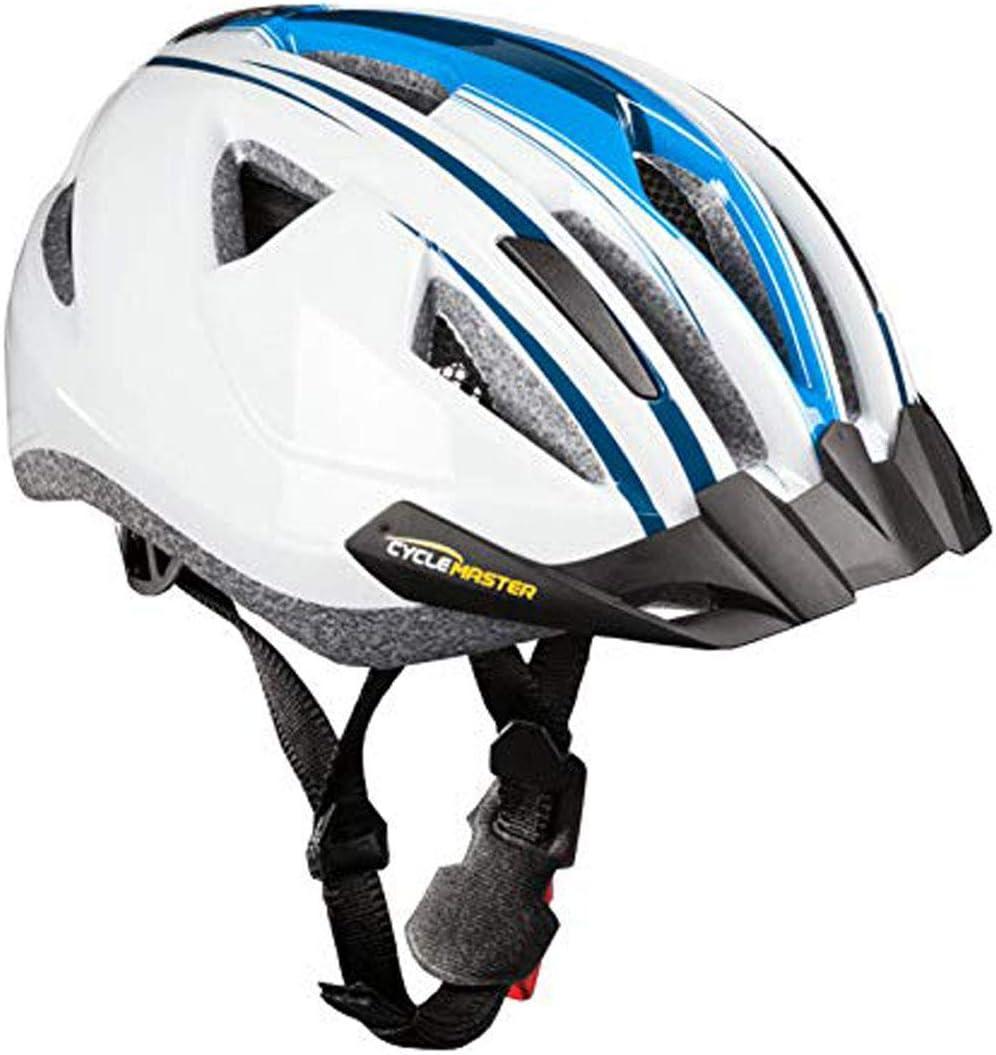 Cycle Master - Casco de bicicleta LED para hombre y mujer, casco ...